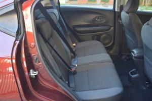 Avaliação: Honda HR-V EX 1.8 CVT/ Interior