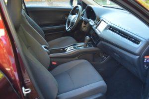 Avaliação: Honda HR-V EX 1.8 CVT/Interior