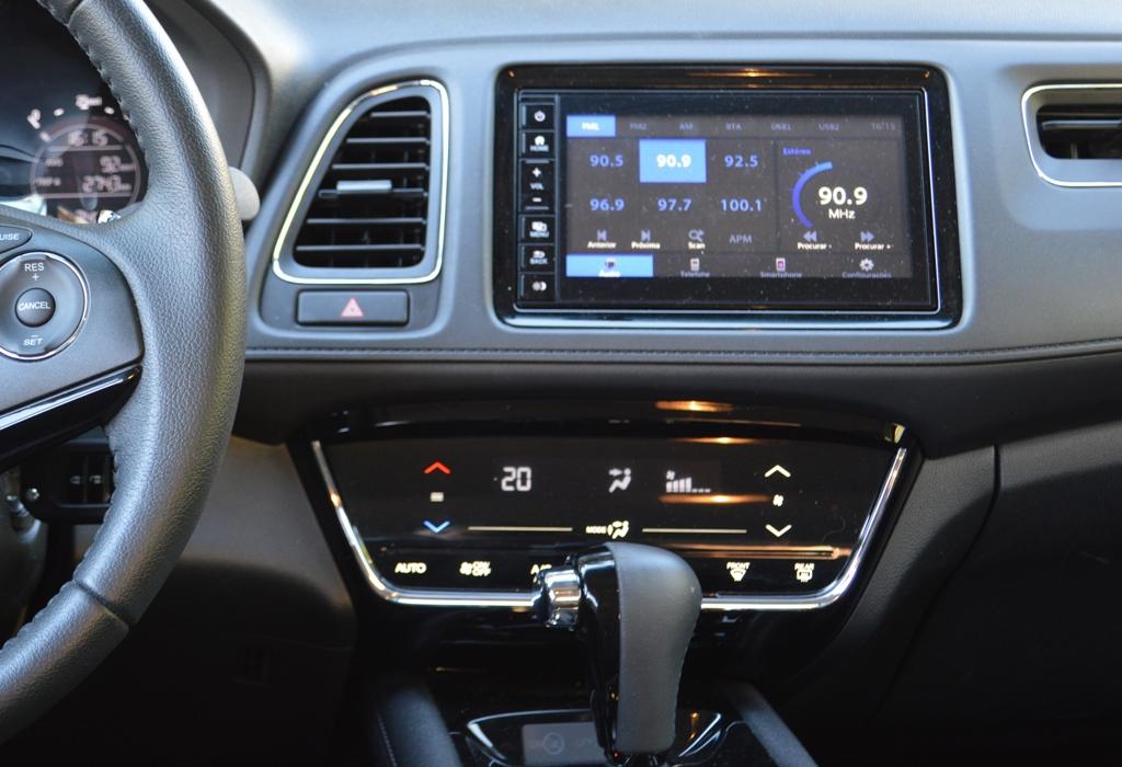 Avaliação: Honda HR-V EX 1.8 CVT