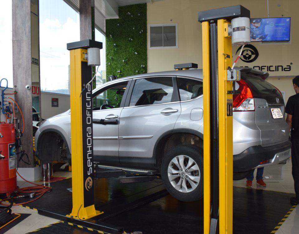 Oficinas mecânicas e centros automotivos abrem durante a quarentena