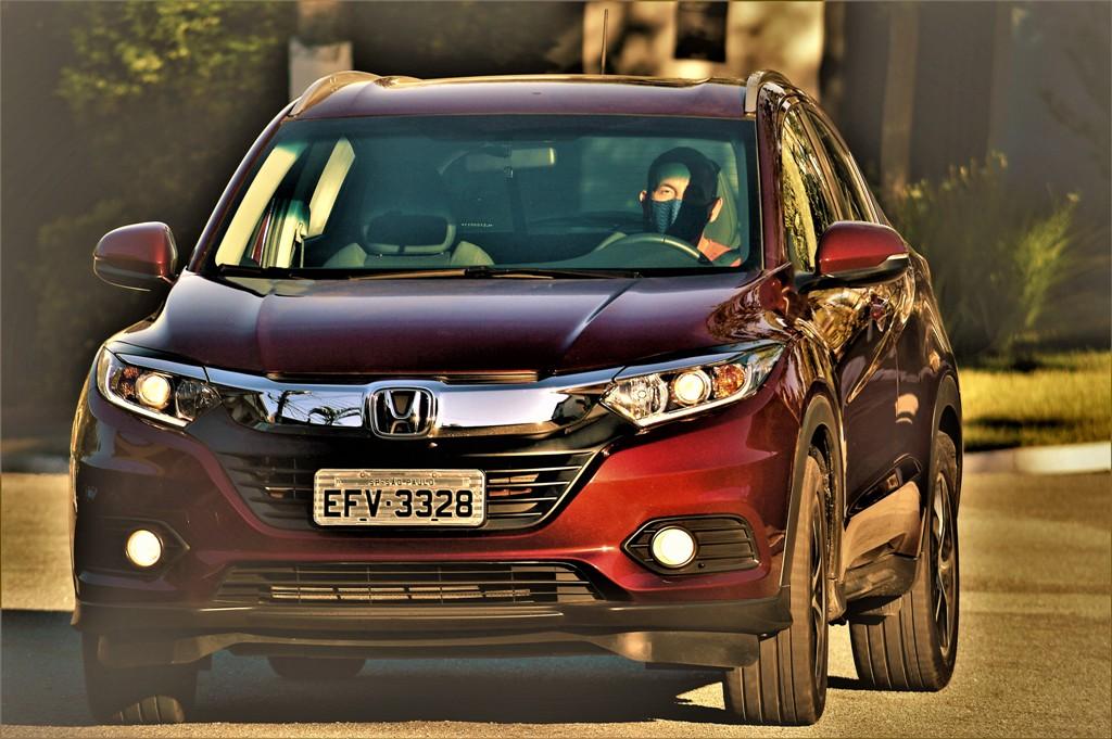 Avaliação: Honda HR-V EX 1.8 CVT/Impressões ao dirigir