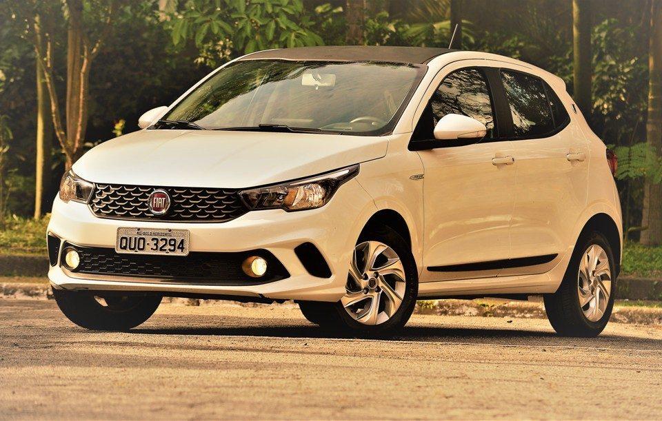 Avaliação: Fiat Argo Drive 1.3 câmbio manual