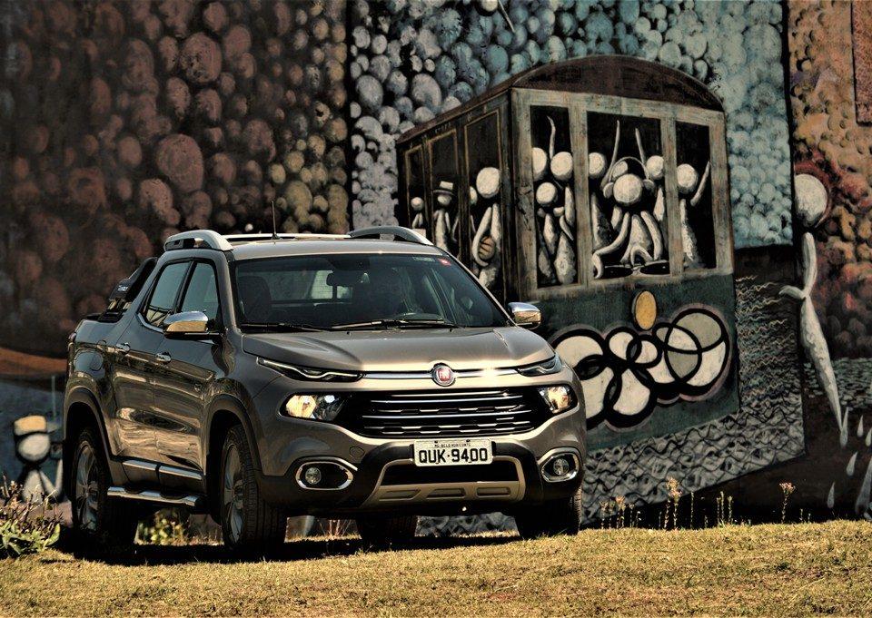 Avaliação: Picape Fiat Toro MY20 Ranch AT9 Diesel 2021