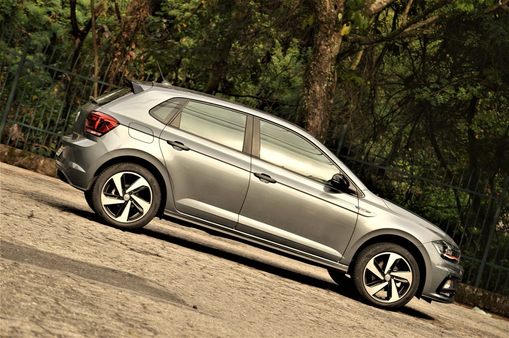 Avaliação: VW Polo GTS
