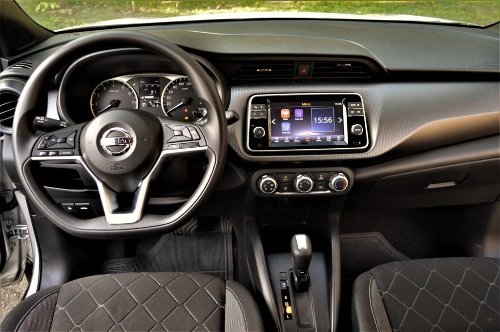 Avaliação: SUV Nissan Kicks 1.6 S CVT câmbio automático