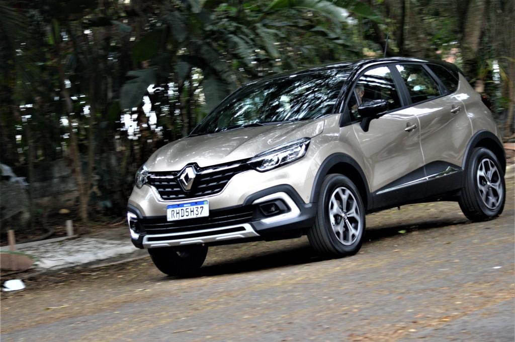 Lançamento: Renault Captur 2022 motor turbo