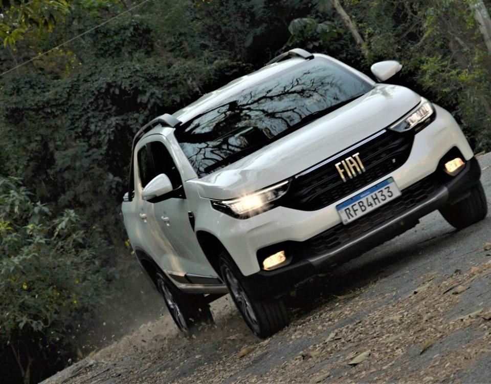 Avaliação: Picape Fiat Strada Volcano 2021