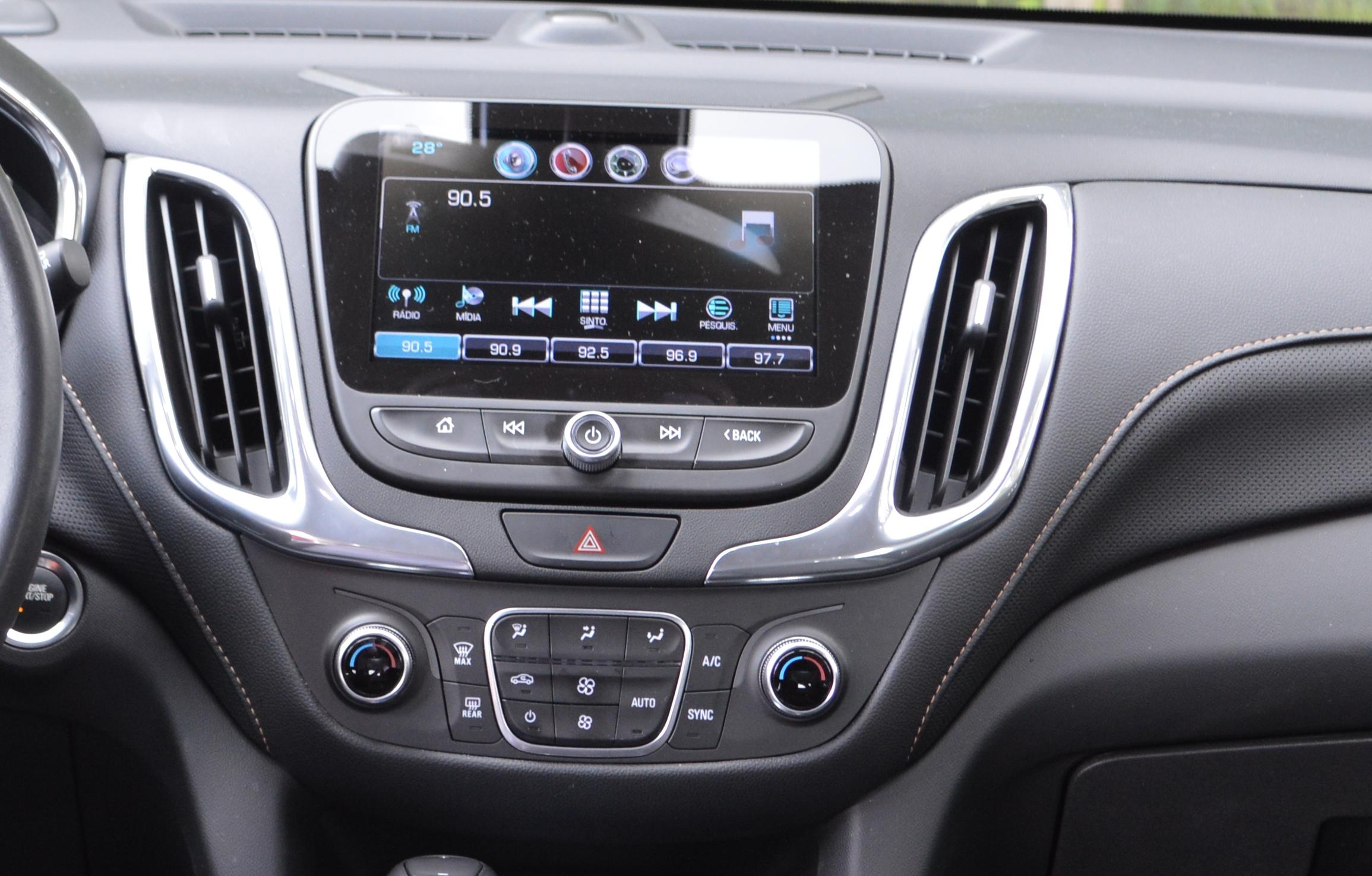 Avaliação: Chevrolet Equinox Premier 1.5 Turbo