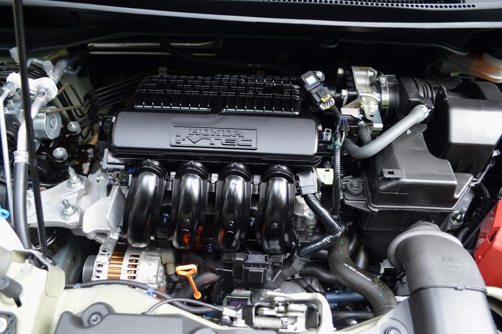 Avaliação: Honda WR-V EXL 2021 / Motor