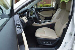 Avaliação: Ford Territory Titanium/ Interior