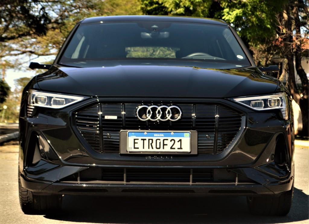 Avaliação: SUV elétrico Audi e-tron