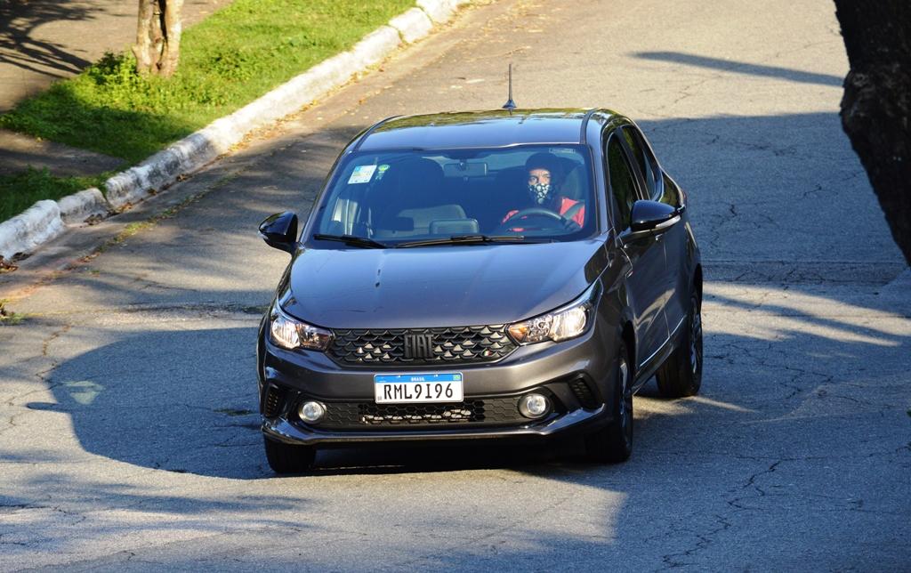 Avaliação: Fiat Argo Drive 1.0 S-Design 2021