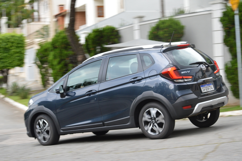 Avaliação: Honda WR-V EXL 2021