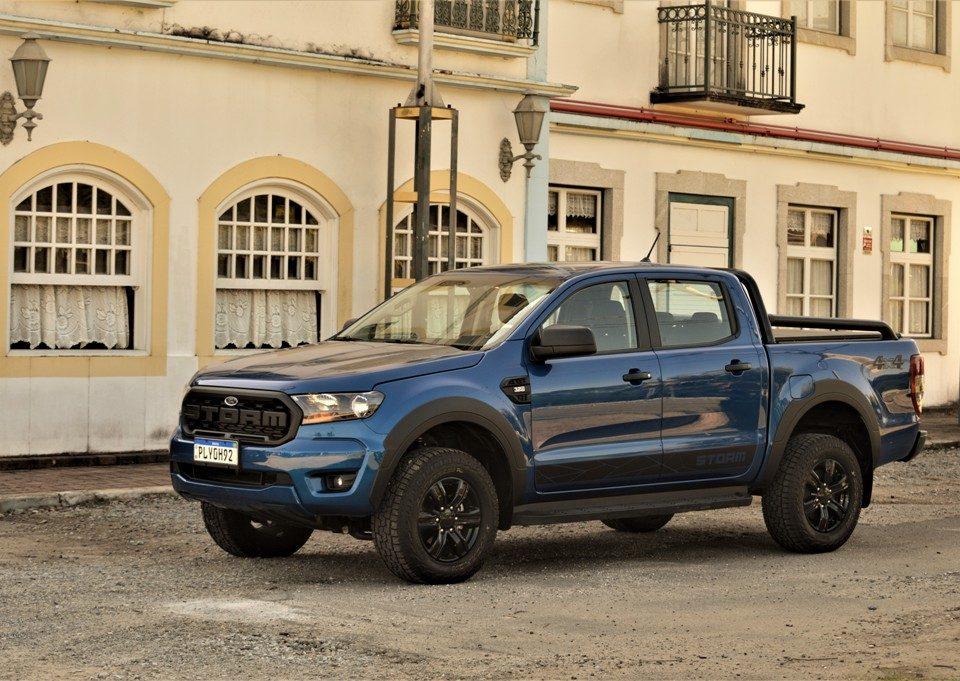 Ford já produziu 900.000 picapes Ranger na Argentina