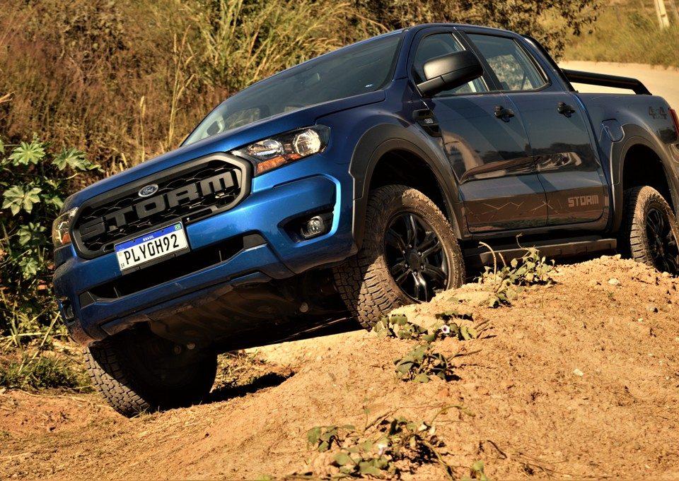 Avaliação: Ford Ranger Storm Diesel