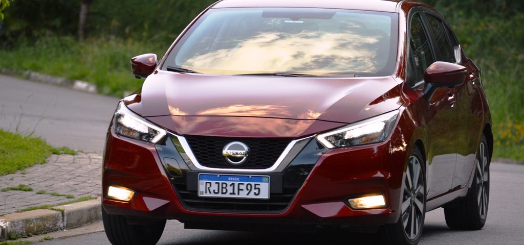 Avaliação: Novo Nissan Versa Exclusive 2021