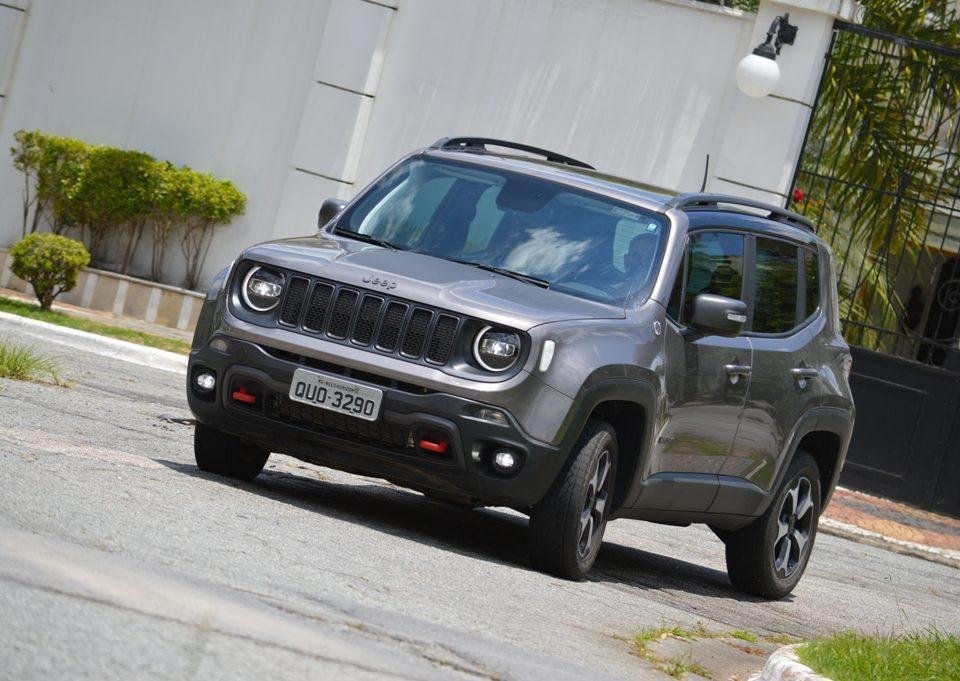 Avaliação: Jeep Renegade Trailhawk 2.0 Diesel AT9 4x4