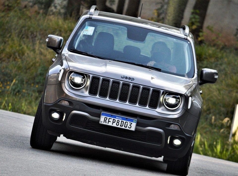 Avaliação: Jeep Renegade Limited 1.8L 16V Flex 2021
