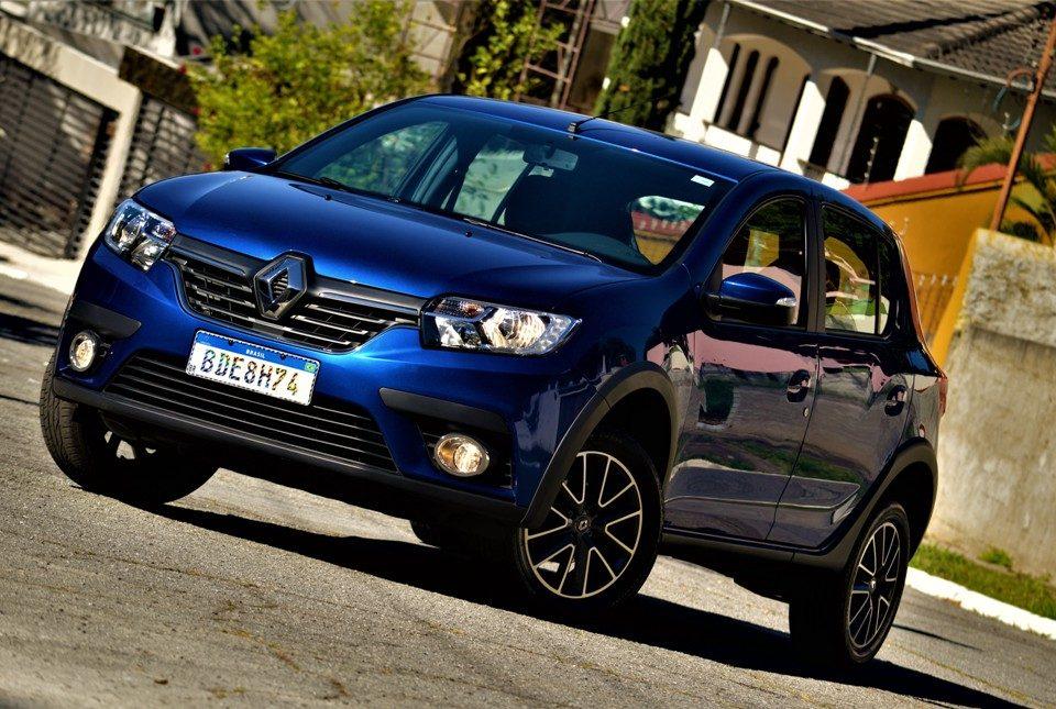 Avaliação: Renault Sandero Intense 1.6 automático CVT X-Tronic