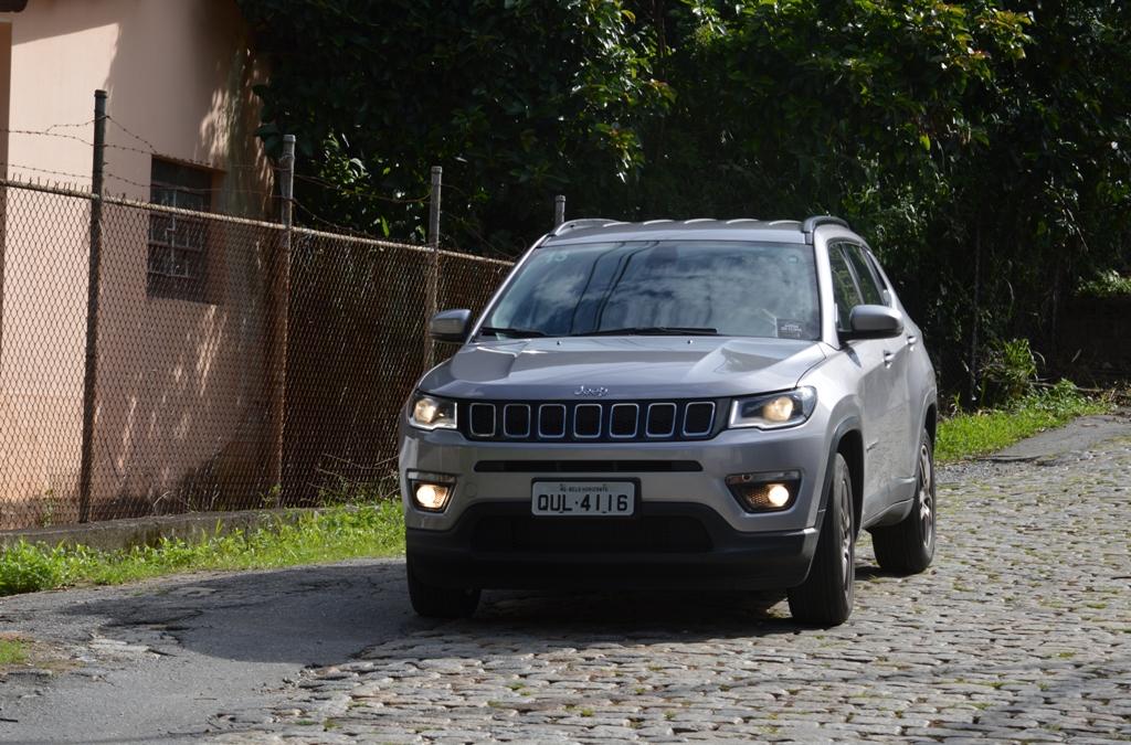 Avaliação: Jeep Compass Sport 2.0 Flex MY 2021