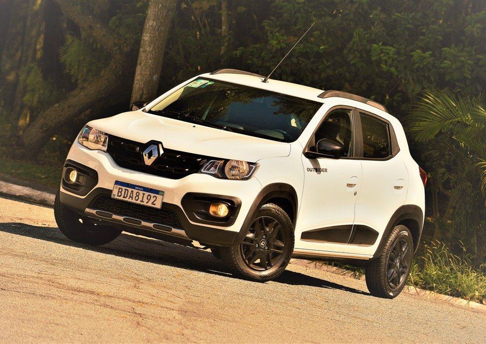 Avaliação: Renault Kwid Outsider 2020