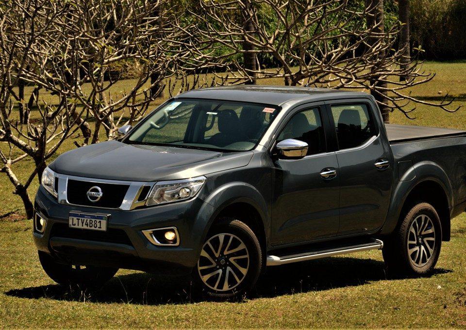 Avaliação: Picape média Nissan Frontier XE 2020