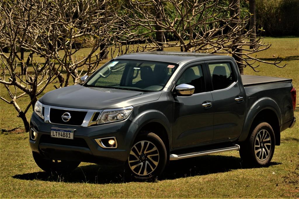 Avaliacao Picape Media Nissan Frontier Xe 2020 Autoagora Com Br