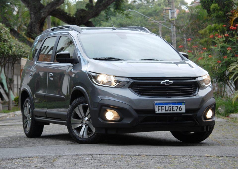 Avaliação: Chevrolet Spin Activ 7 automático 2021