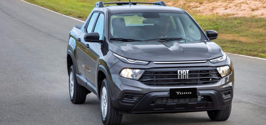 Preços da Nova Fiat Toro 2022 e todas as versões