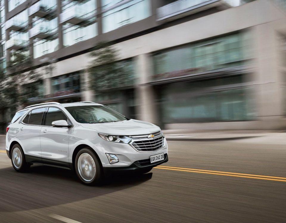 Lançamento: Chevrolet Equinox 2021 só com motor de 172 cv