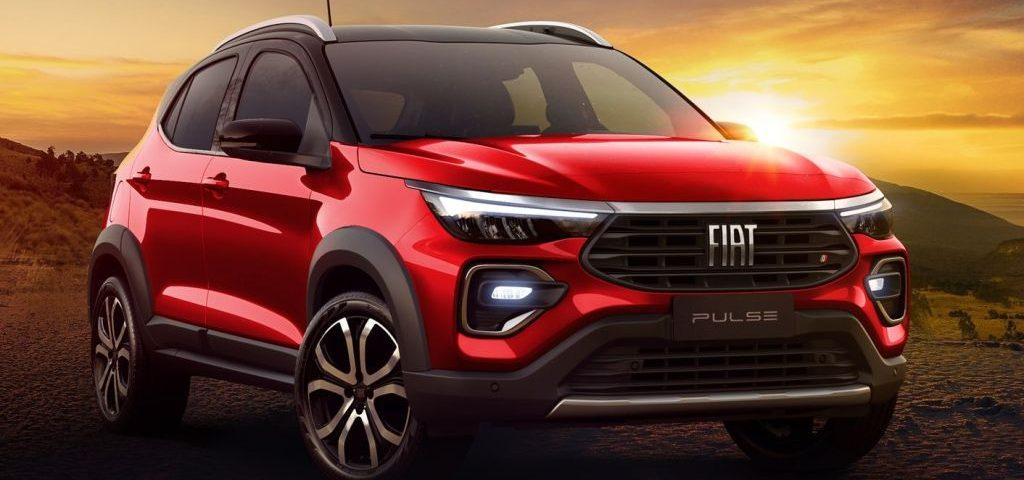 Novo SUV da Fiat chama Pulse