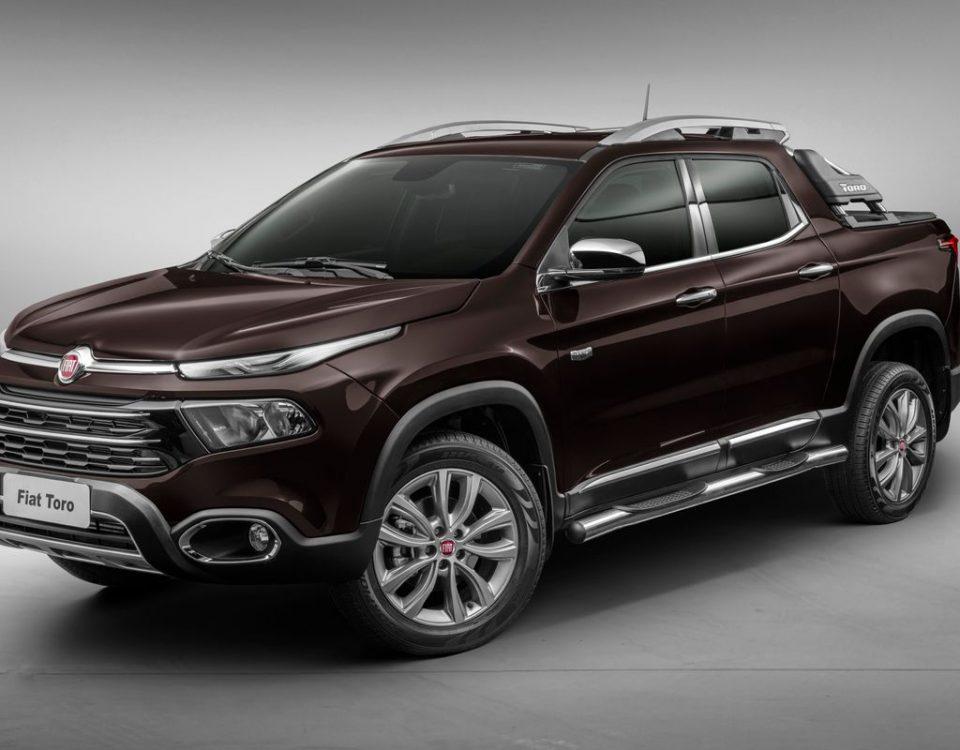 Lançamento: Fiat Toro 2021