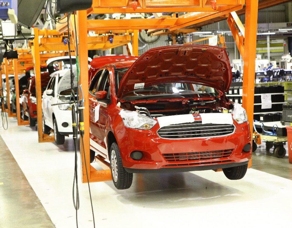 Ford volta a produzir em Camaçari