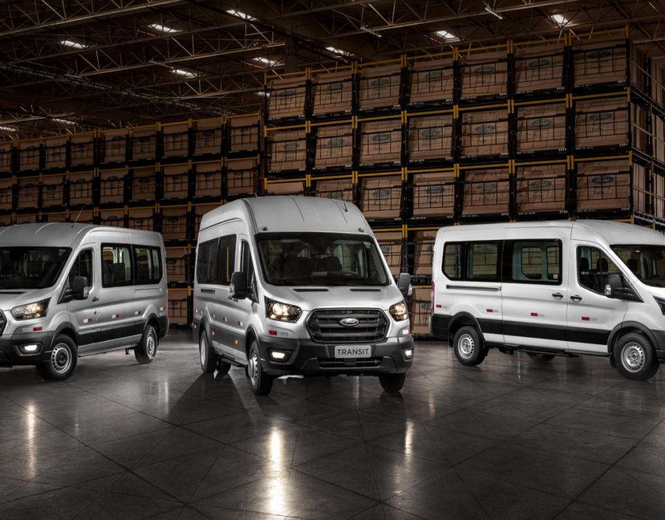 Nova Divisão de Nova Divisão de Veículos Comerciais Ford_Veículos Comerciais Ford