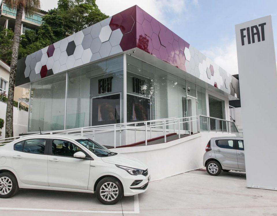 FCA Fiat Chrysler Automóveis intensifica o pós-vendas