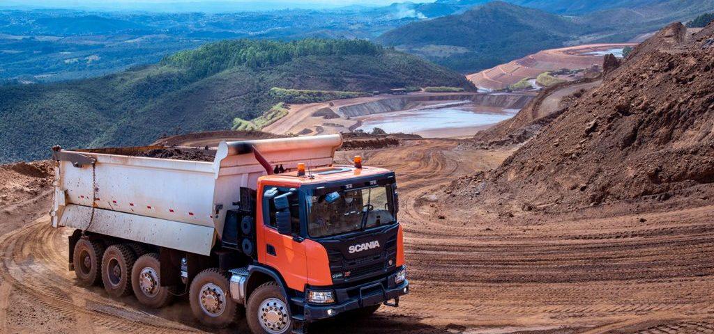 Scania lança caminhão 10x4 com a maior capacidade de carga