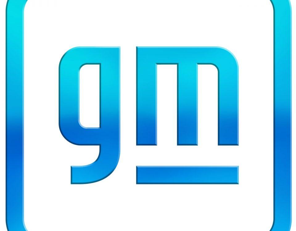 Nova identidade visual da GM