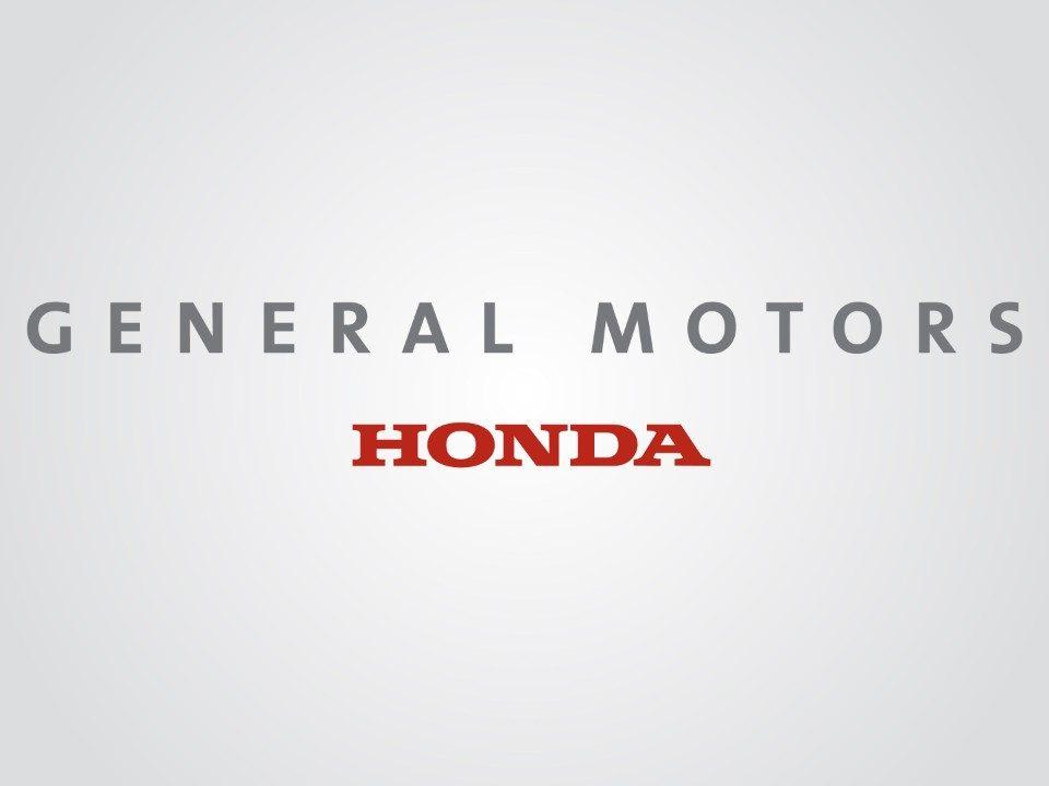 General Motors e Honda confirmam aliança
