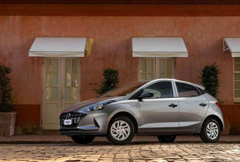 Lançamento: Hyundai HB20 modelo 2022