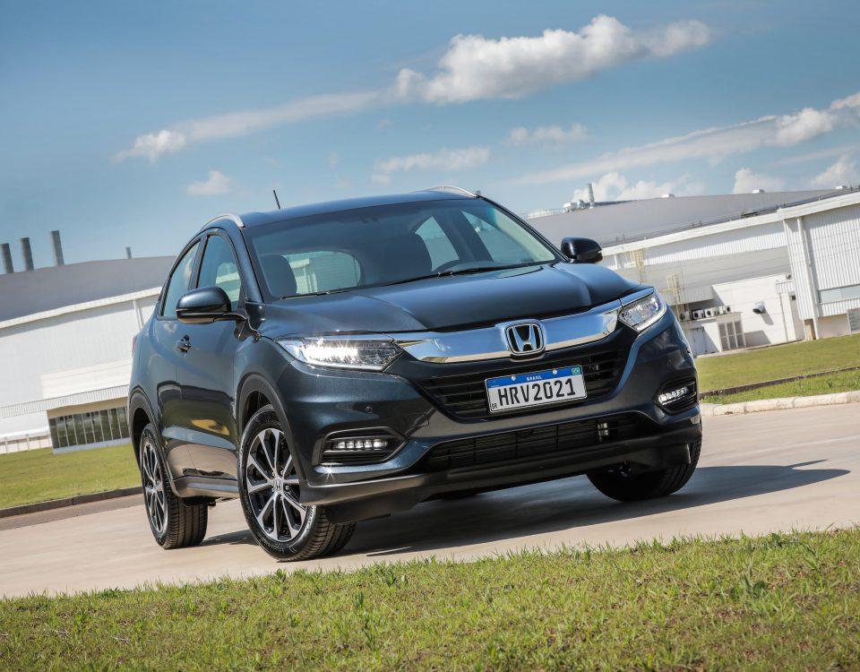 Lançamento: Honda HR-V 2021
