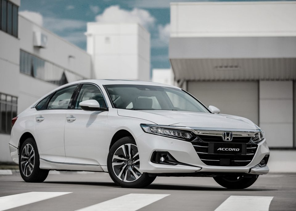 Honda Accord híbrido chega no segundo semestre