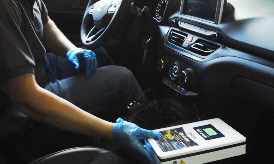 Hyundai oferece desinfecção para automóveis por R$ 99