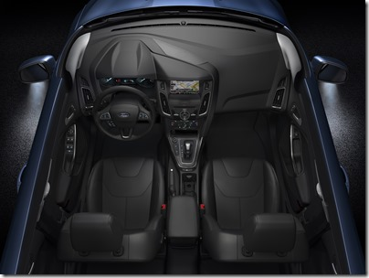 Interior Ford Focus_05