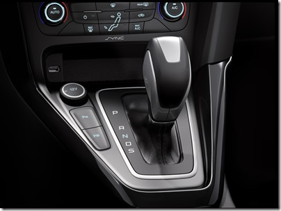 Interior Ford Focus_08