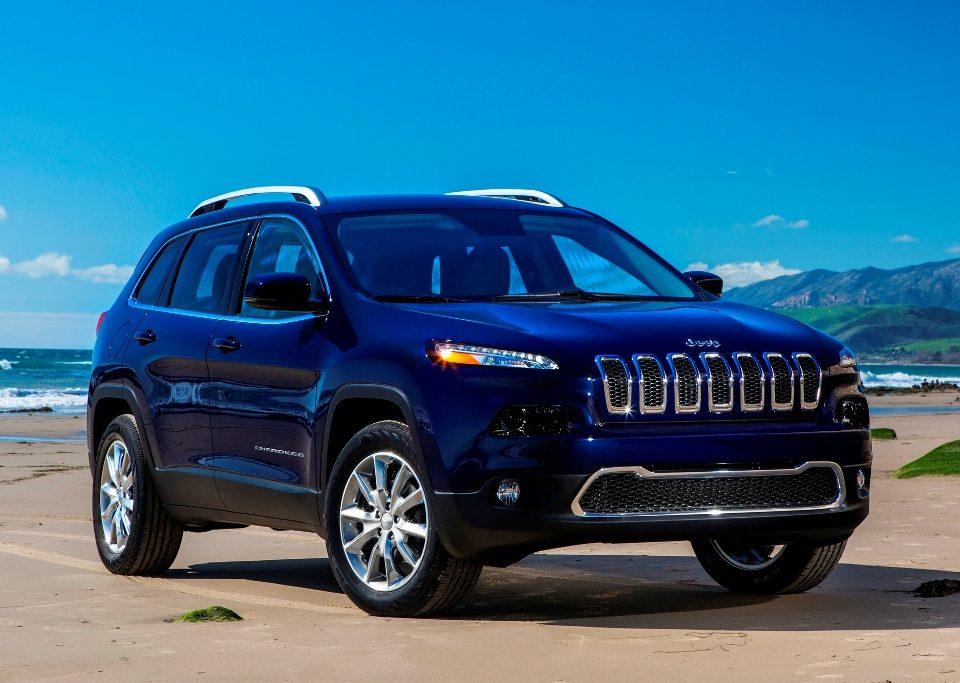 Recall para o Jeep Cherokee 2014 e 2015