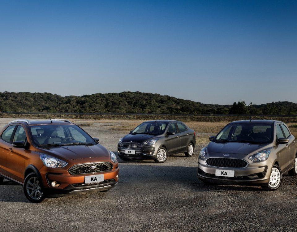 Ford adia o pagamento das prestações do carro financiado