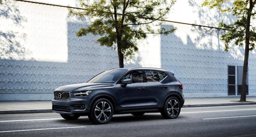 Lançamento: Novas versões SUV Volvo XC40 Recharge Plug-in Hybrid