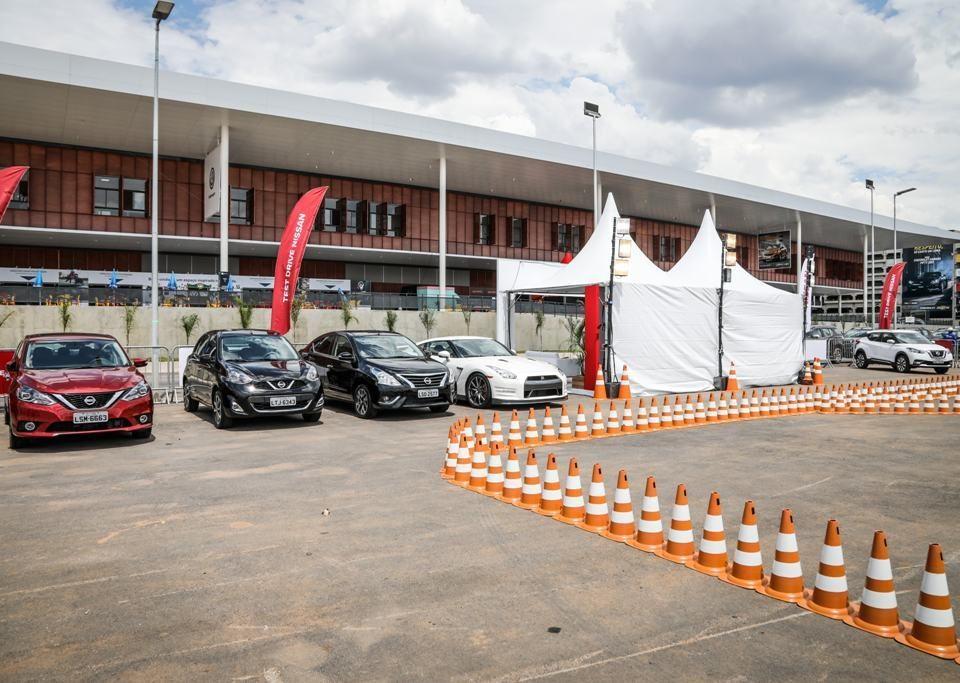 Nissan lança loja no Mercado Livre