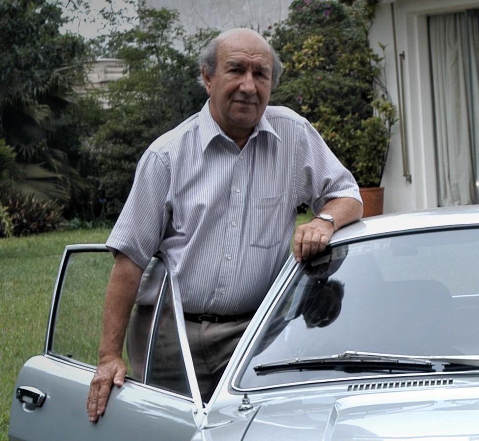 O protótipo foi feito por Antonio Carlos Martins, José Vicente Novita Martins, Jorge Yamashita Oba e Marcio Piancastelli.