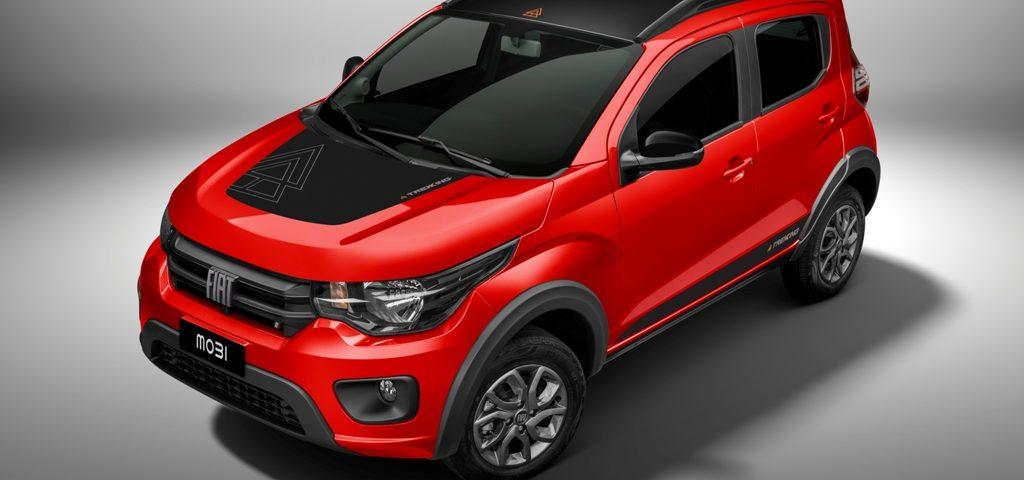 Lançamento: Fiat Mobi 2022